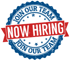 Join Our Team!!!